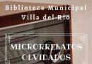 Villa del Río | Lecturas radiofónicas de microrrelatos olvidados