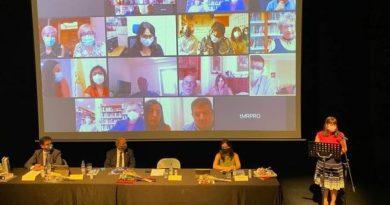 Entrega de premios de la XX campaña de animación a la lectura María Moliner