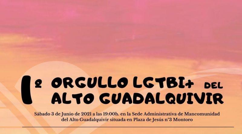 1º Orgullo LGTBIQ+ del Alto Guadalquivir