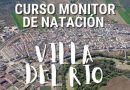 Villa del Río | Curso de monitor de natación