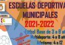 Adamuz | Escuelas deportivas municipales 2021-2022