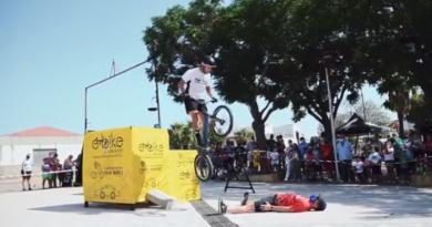 Villafranca | Evento de Pablo Adame, tricampeón de Trial Bike