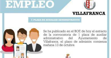 Villafranca | Empleo