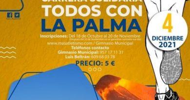 Bujalance | Carrera Solidaria «Todos con La Palma»
